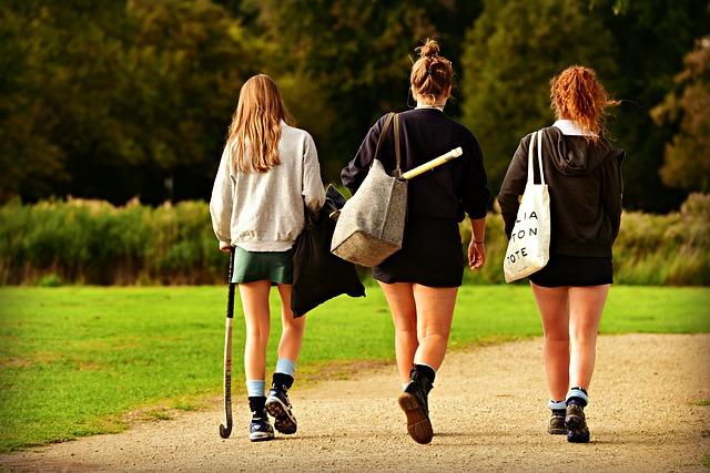 mladé hokejistky