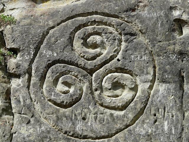 kámen keltů